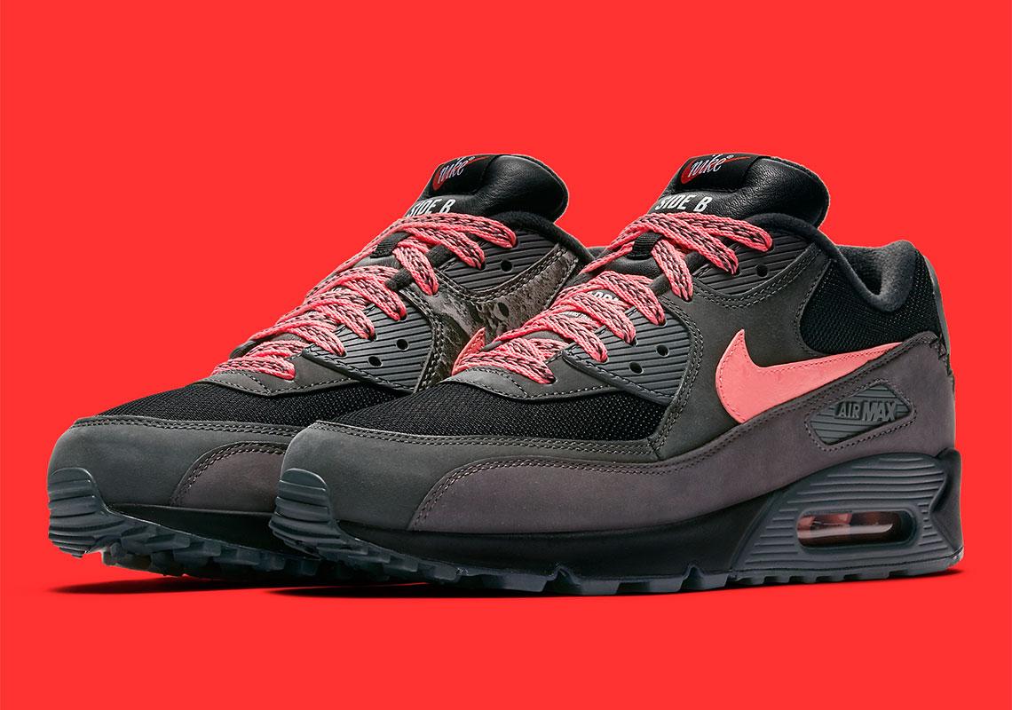 Hé lộ mảnh ghép còn lại của Nike Air Max 90