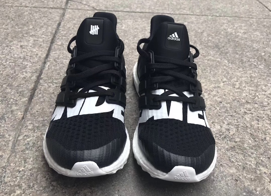 Adidas Ultraboost 4.0 Undefeated 'UNDFTD White'
